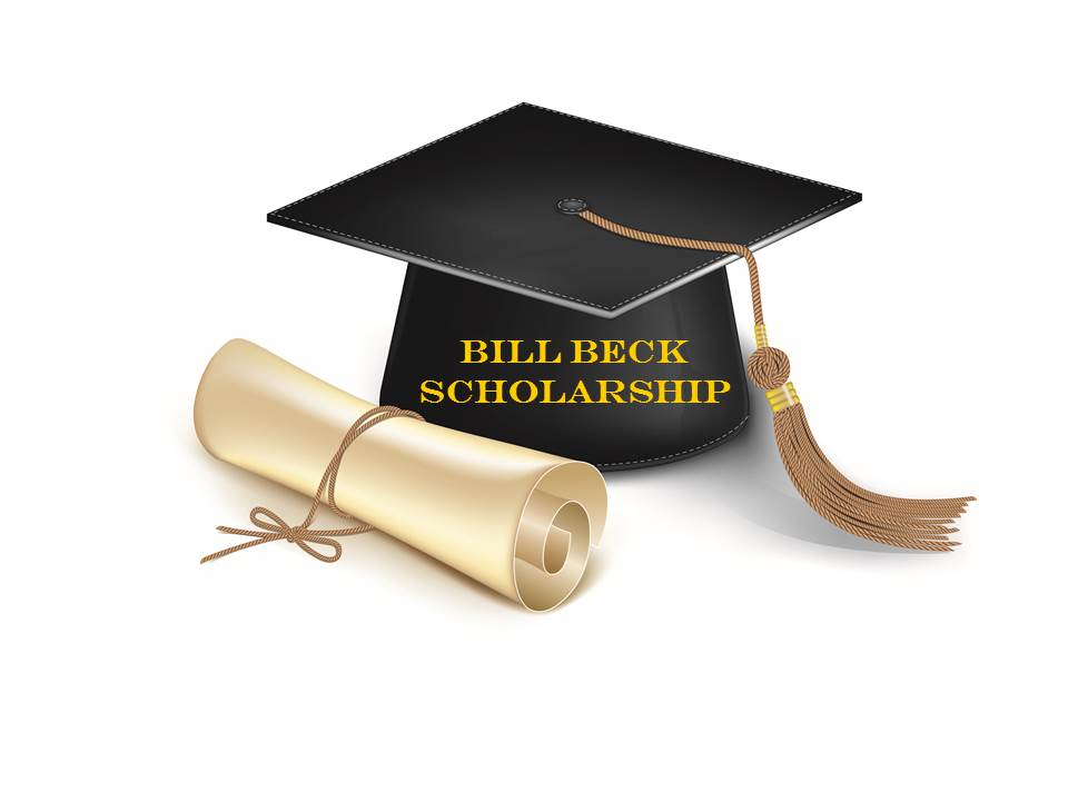 Bill Beck Scholarship   LOGO